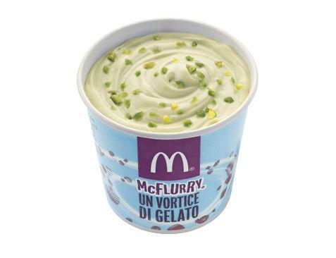 McFlurry de pistacho, de McDonald's.