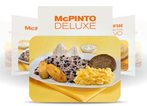 McPinto, de McDonalds.