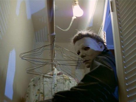 Michael Myers en 'Halloween'.