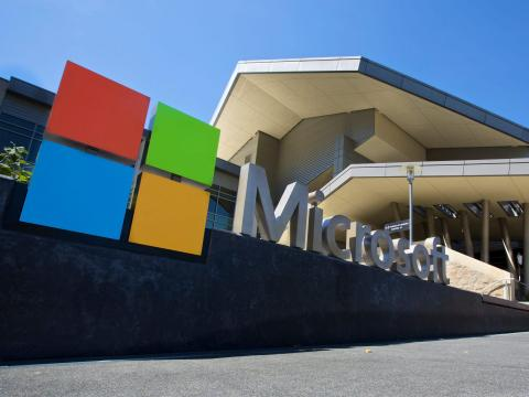Sede de Microsoft en Redmond, Washington.