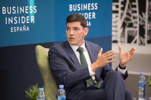 Miguel Fernández, CEO de Merck.