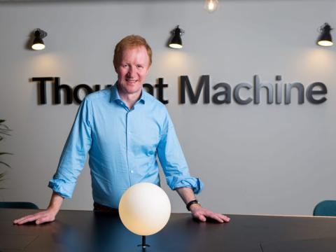 Paul Taylor, CEO de Thought Machine.