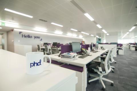 PHD agencia de medios