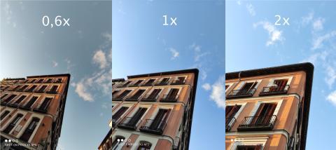 POCO X3 NFC foto zoom
