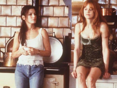 Sandra Bullock y Nicole Kidman protagonizaron 'Prácticamente magia' de 1998.