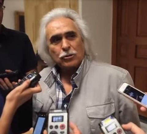 El empresario Rafael Gómez Sánchez, popularmente conocido como Sandokán