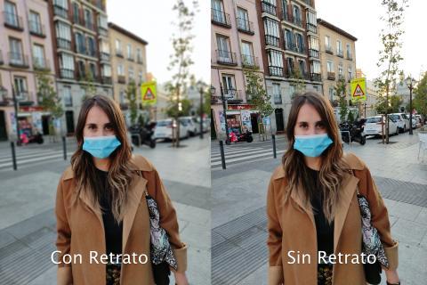 Retrato POCO X3 NFC