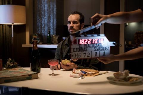 Rodaje de 'El Practicante', thriller de Netflix