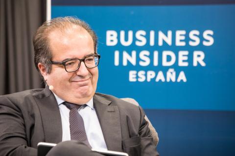 Sergio Rodríguez, director general de Pfizer España.