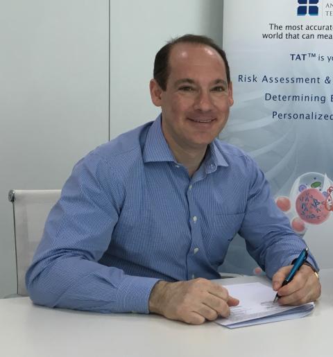 Steve Matlin, CEO de Life Length.