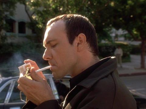 Kevin Spacey como Keyser Söze.