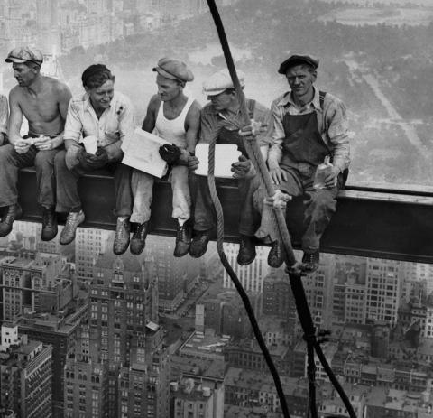 La verdadera historia de una de las fotografías más famosas de todos los tiempos