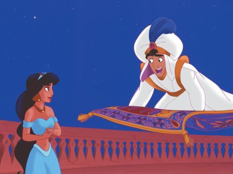 'Aladdin' también se ha adaptado a un espectáculo de Broadway.