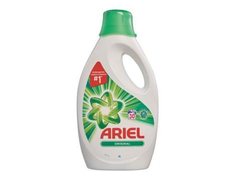 Ariel detergente líquido