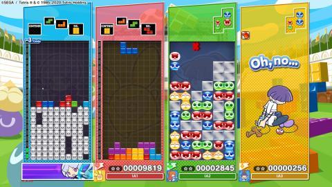 Avance Puyo Puyo Tetris 2