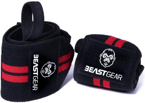 Beast Gear Muñequeras Deportivas