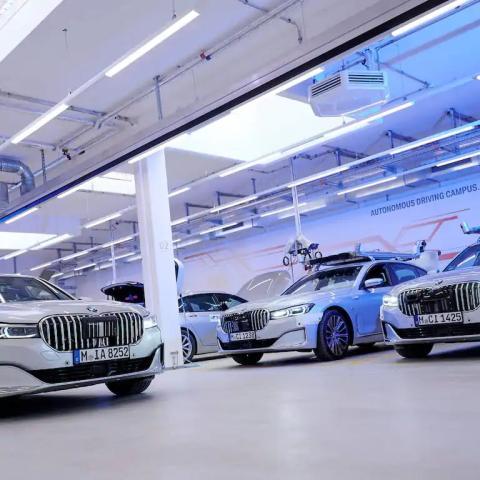BMW NExtGen2020 Inteligencia Artificial