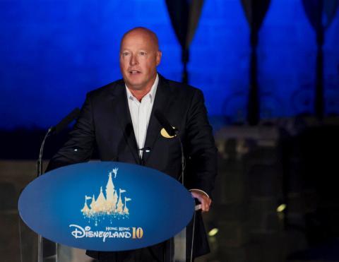 Bob Chapek, consejero delegado de Disney.