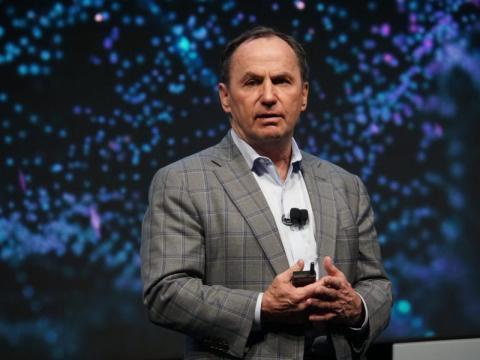 Bob Swan, CEO Intel