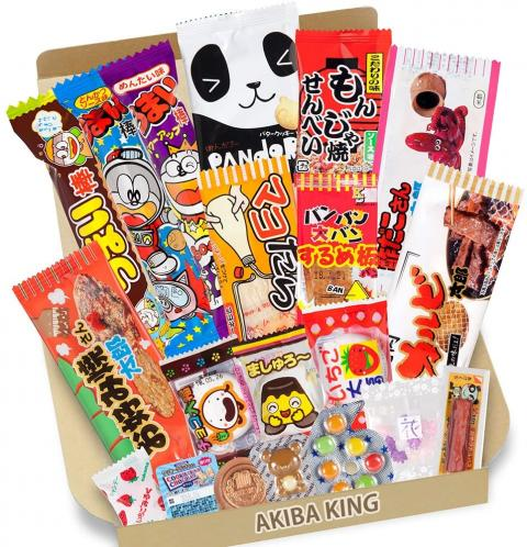Caramelos japoneses