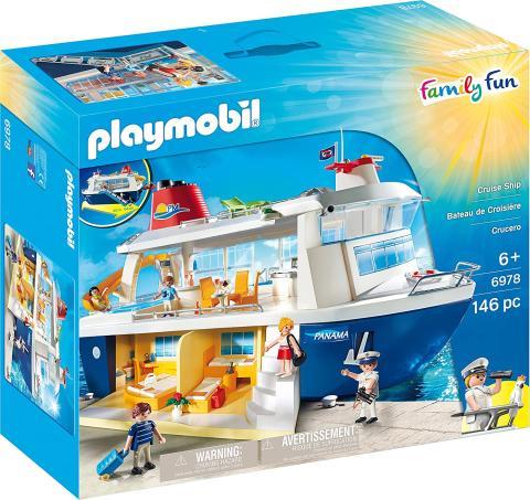 Crucero de Playmobil