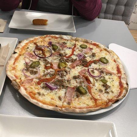 Dami Pizza, Ciudad Real.