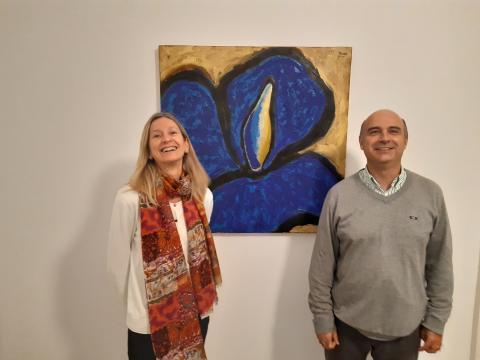 Los directores de Impulse to grow, Mireia Mir y Francisco Badía