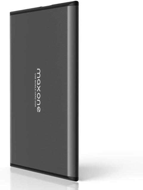 Disco duro 500 Gb ultrafino Maxone