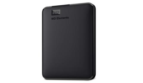 Disco duro SSD WD Elements