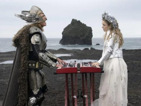 Will Ferrell y Rachel McAdams en el 'Festival de la Canción de Eurovisión: La historia de Fire Saga'.