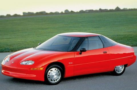 El EV1 de General Motors