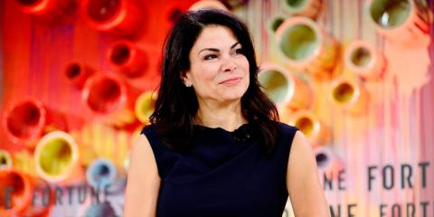 La ex directora de operaciones y miembro del consejo de administración de Airbnb, Belinda Johnson.