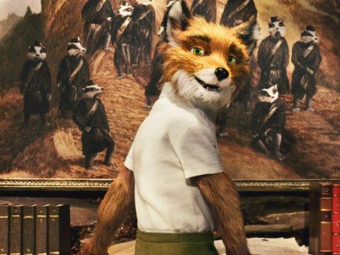 'Fantástico Sr. Fox' tiene temas para adultos y niños.
