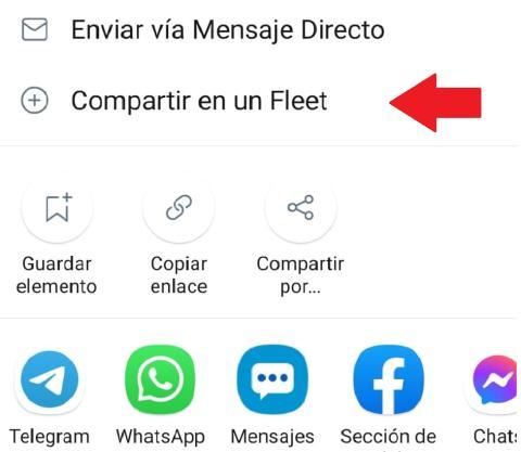 Fleet Twitter
