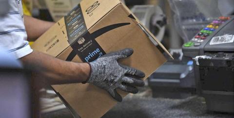 Gastos de envío de Amazon