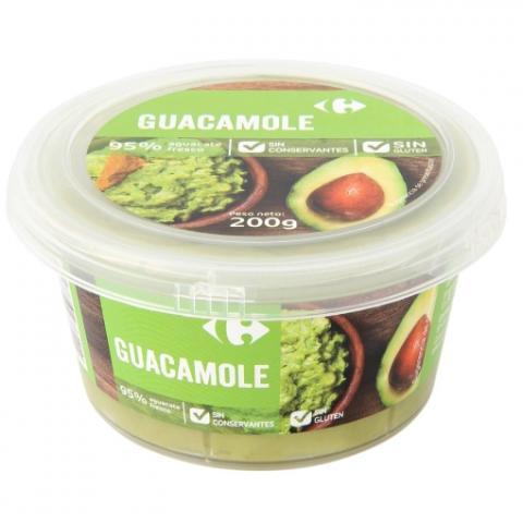 Guacamola de Carrefour