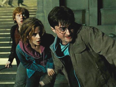 Harry Potter y las reliquias de la muerte — Parte 2