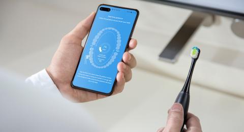 Huawei HiLink y cepillo Lebooo smart sonic