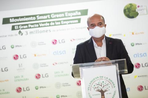 Jaime de Jaraiz, Presidente y CEO de LG Iberia