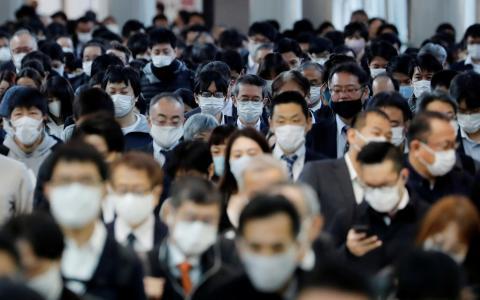 Japón durante la pandemia del coronavirus