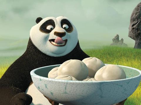'Kung Fu Panda' también tiene varias secuelas.