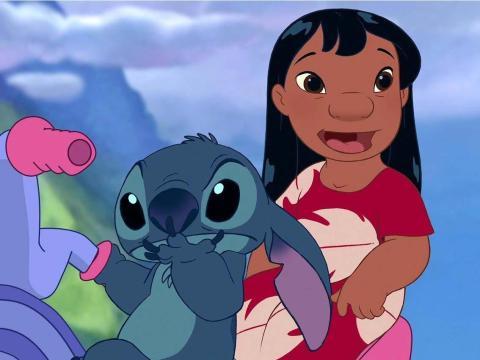 Stitch y Lilo llegarán pronto a la pantalla.