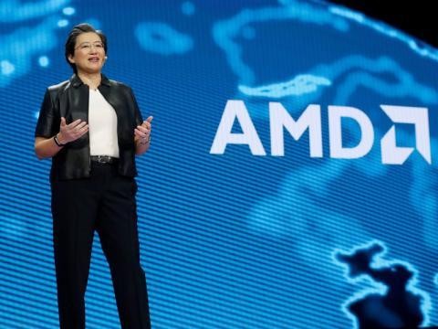 Lisa Su, CEO AMD