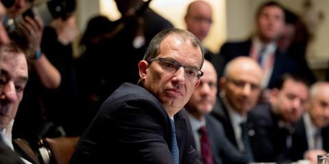 Moderna CEO Stephane Bancel.