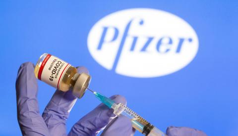 On November 9, Pfizer announced positive results from its coronavirus vaccine trial.