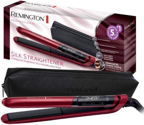 Plancha de pelo Remington S9600 Silk
