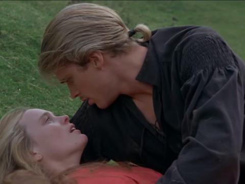 'La princesa prometida' es más que una historia de amor.