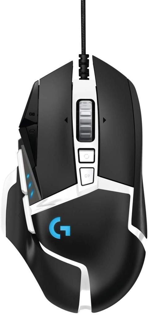 Ratón gaming Logitech G502 SE Hero