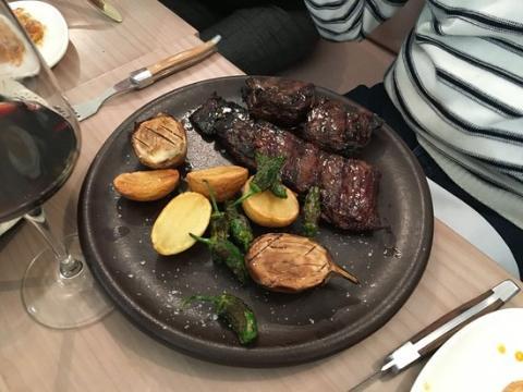 Restaurante Sal & Salsa, Valladolid.
