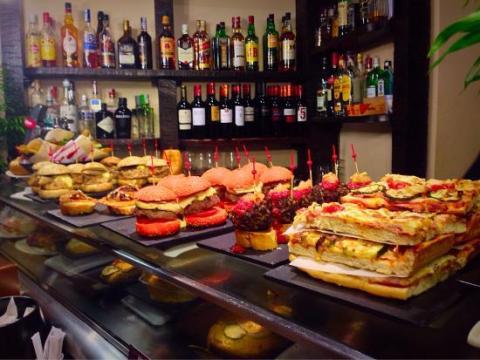 Restaurante La Traserilla, Palencia.